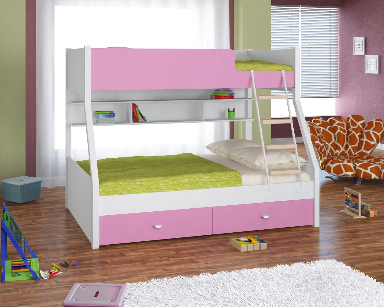 Детская мебель 4 Сезона