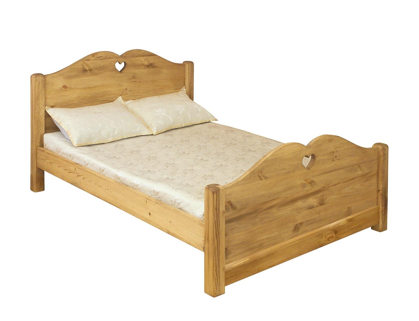 Кровать Волшебная сосна LIT COEUR 140 (LCOEUR 140) / LIT COEUR 160 (LCOEUR 160)