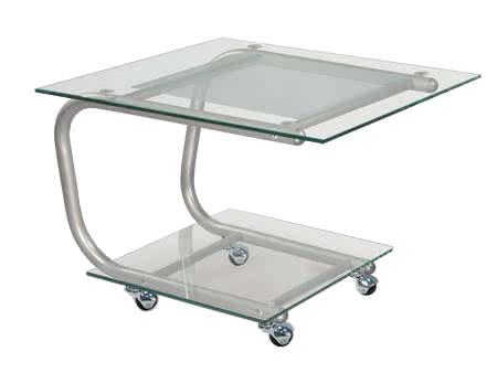 Журнальный столик Мебелик Дуэт-9