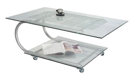 Журнальный столик Мебелик Дуэт-10