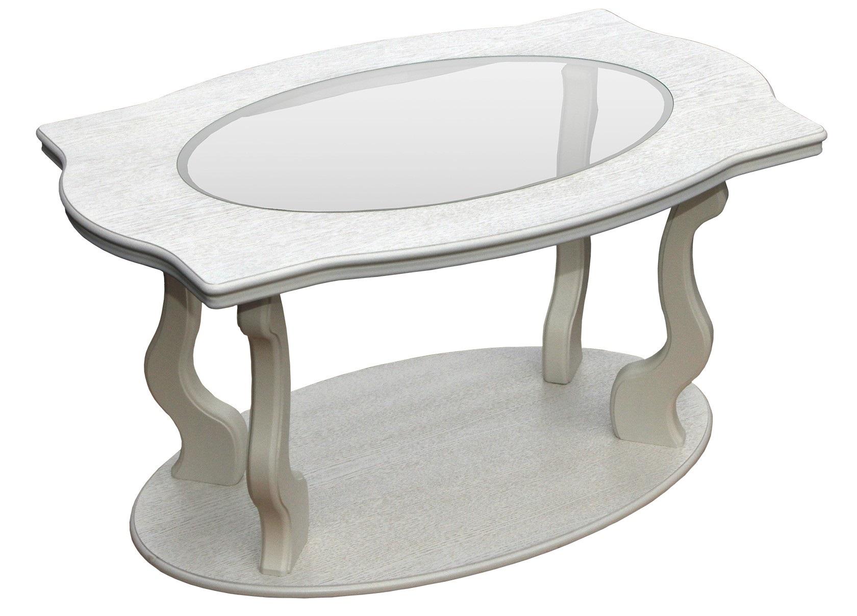 Журнальный столик Мебелик Берже-3С
