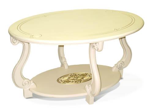 Журнальный столик Мебелик Овация (М)