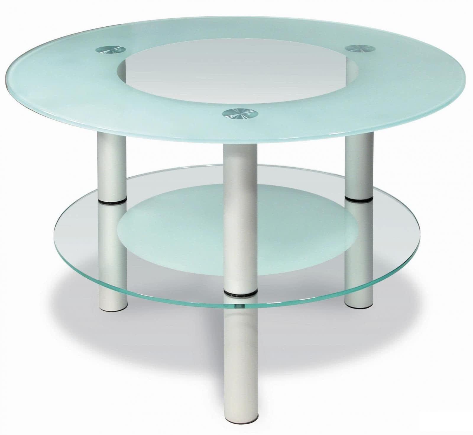 Журнальный столик Мебелик Кристалл 3