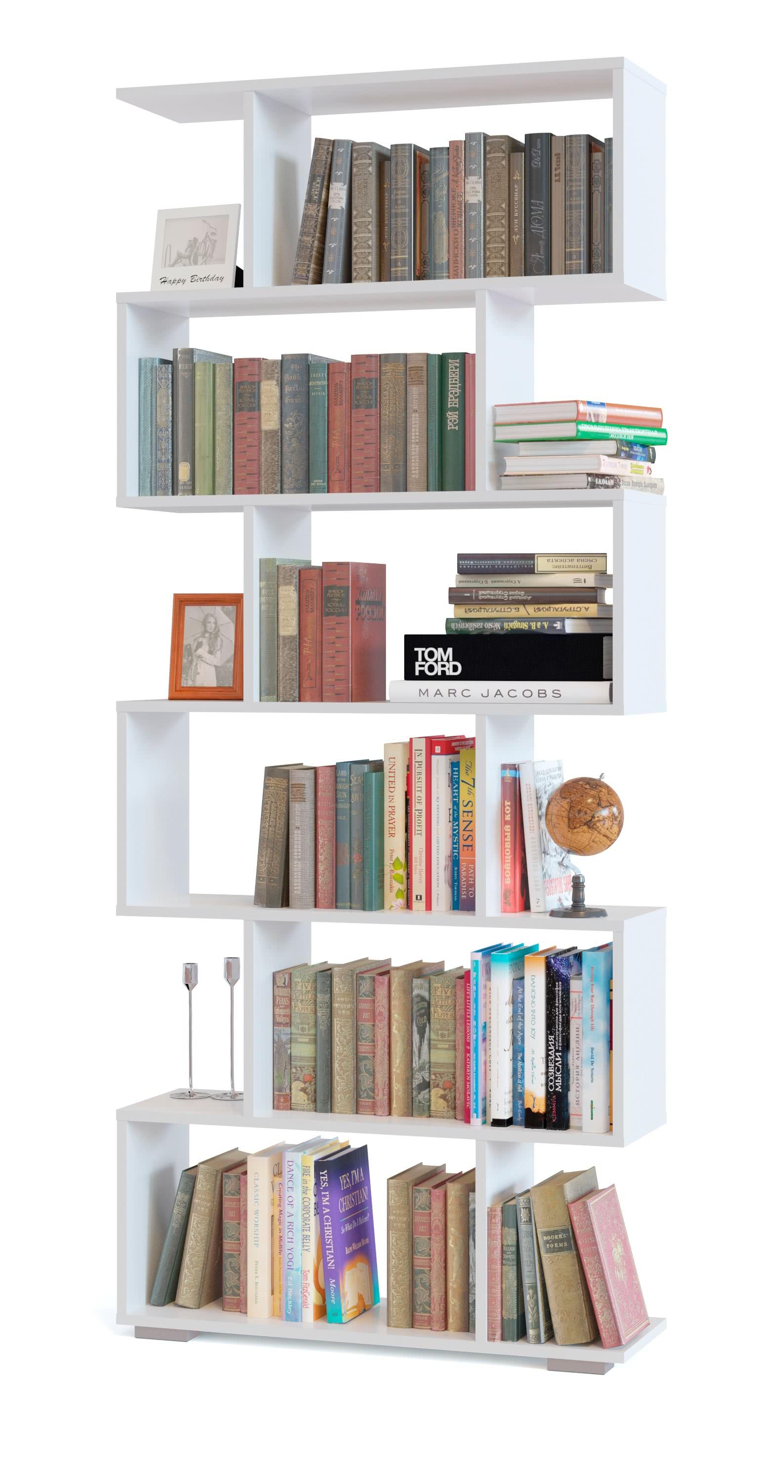 Стеллажи для книг, купить стеллаж под книги и книжные полки.