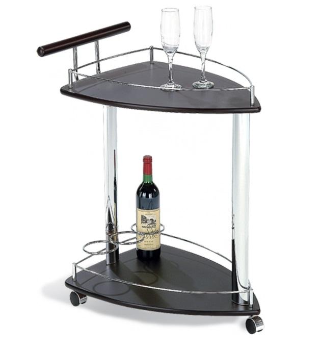 Сервировочный столик Red and Black SC-5068-WD