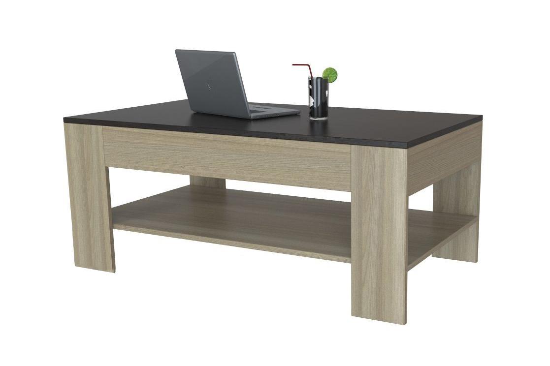 Журнальный столик Мебелик BeautyStyle 26 без стекла