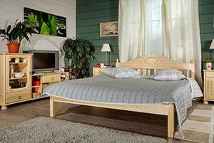 Мебель из сосны Кровати Timberica