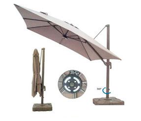 Зонт Rotang Lux Торино-Люкс
