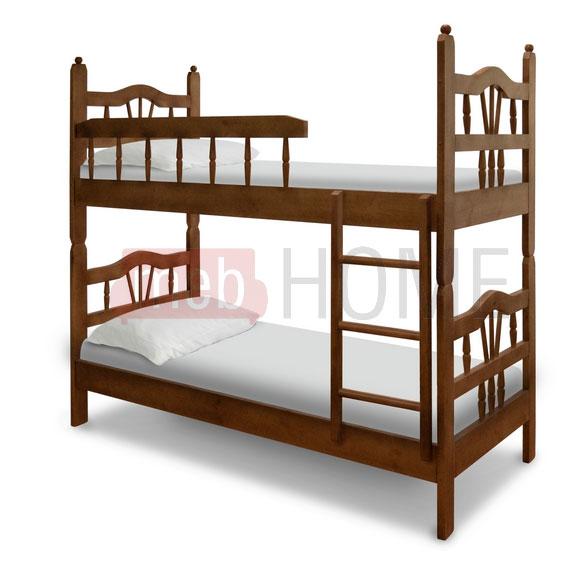 Кровать Шале Луч 2