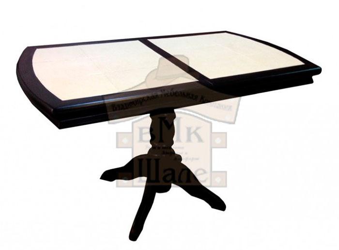 Обеденный раздвижной стол Грэксон 1 Шале