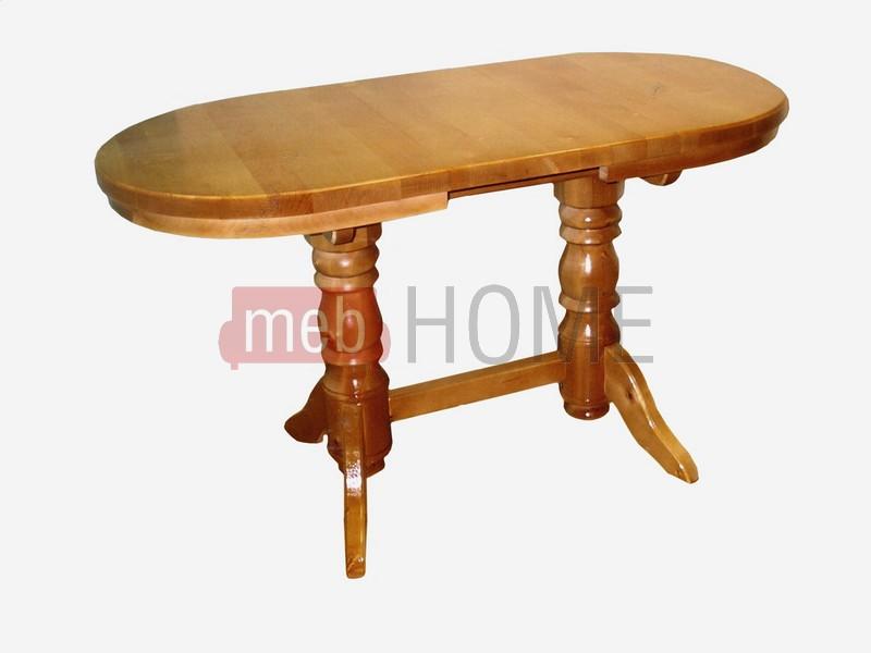 Обеденный раздвижной стол Джонатан 2 Шале