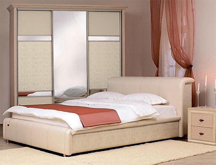 Кровать Сильва Доминик с подъемным механизмом (санни)