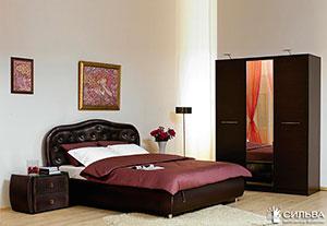 Спальня Сильва Каролина