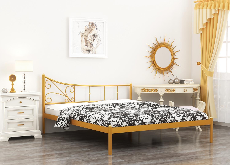 Кровать Стиллмет Лилия (основание металл)