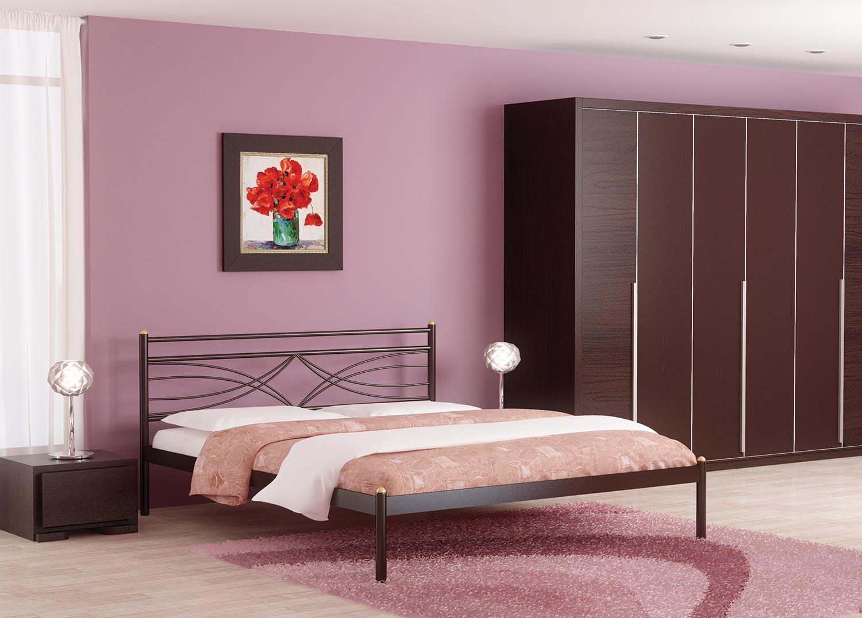 Кровать Стиллмет Мираж (основание ламели)