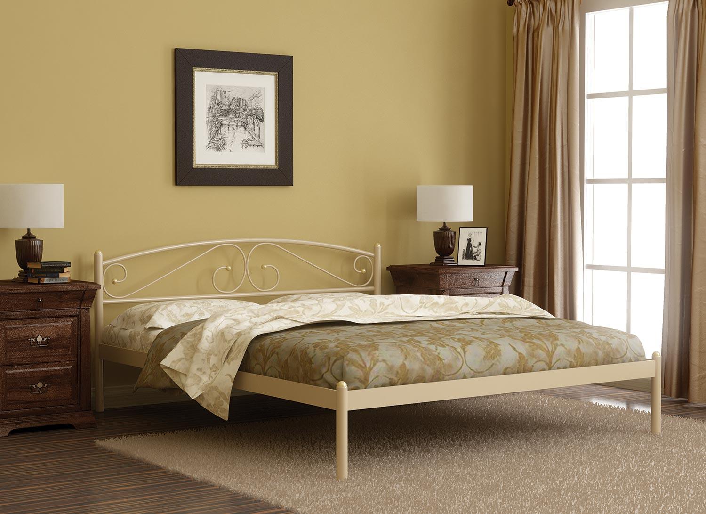 Кровать Стиллмет Оптима (основание металл)