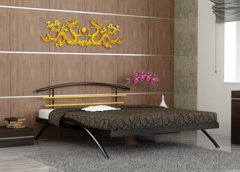 Кровать Стиллмет Сакура (основание ламели)