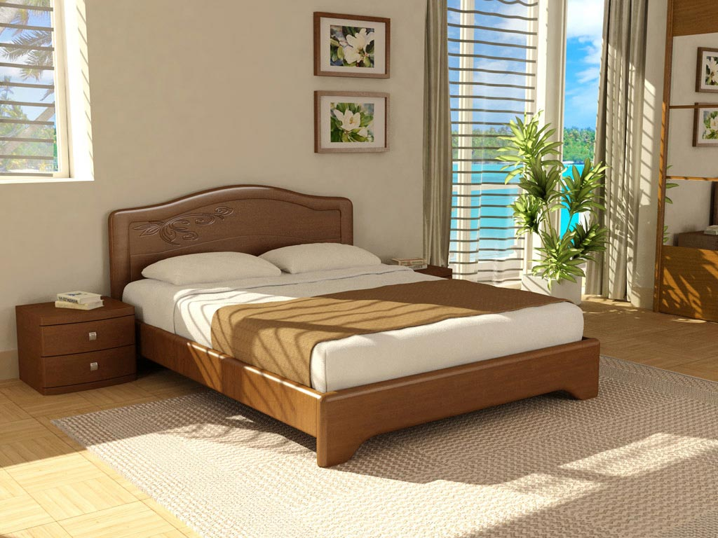 Кровать Торис Таис Плюс C21 (Ренде)