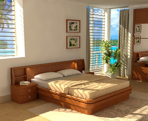 Кровать Торис Эва A1 (Арис)