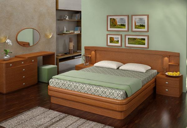 Кровать Торис Эва A2 (Лунд)