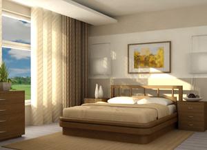 Кровать Торис Эва C3 (Марни)