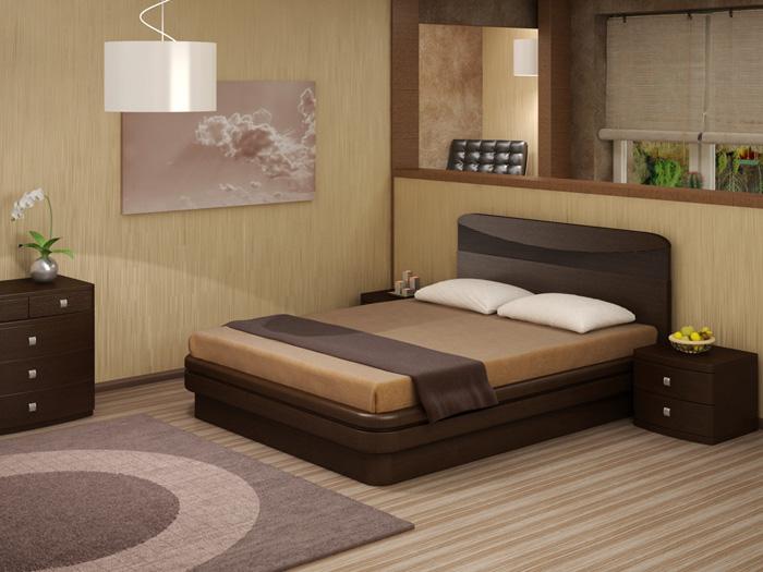 Кровать Торис Эва C7 (Праско)