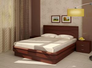 Кровать Торис Эва C8 (Фелис)
