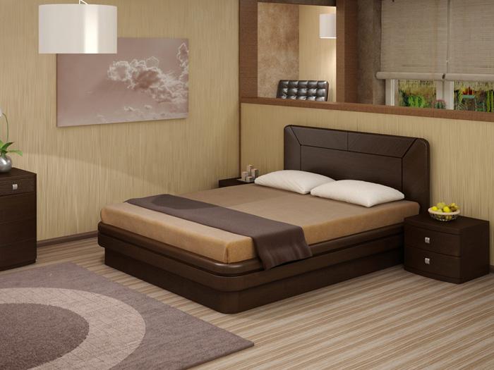 Кровать Торис Эва C9 (Матино)