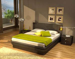 Кровать Торис Эва D1 (Борго)