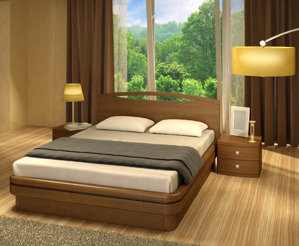 Кровать Торис Эва D3 (Сорен)