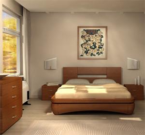 Кровать Торис Иона C2 (Ронвик)