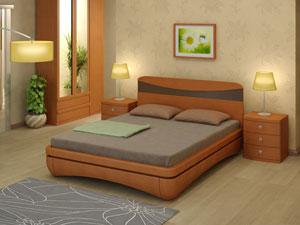 Кровать Торис Иона C7 (Праско)