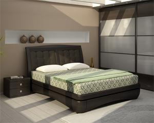 Кровать Торис Иона S2 (Палау) экокожа
