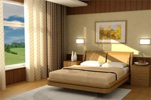 Кровать Торис Ита B4 (Рието)