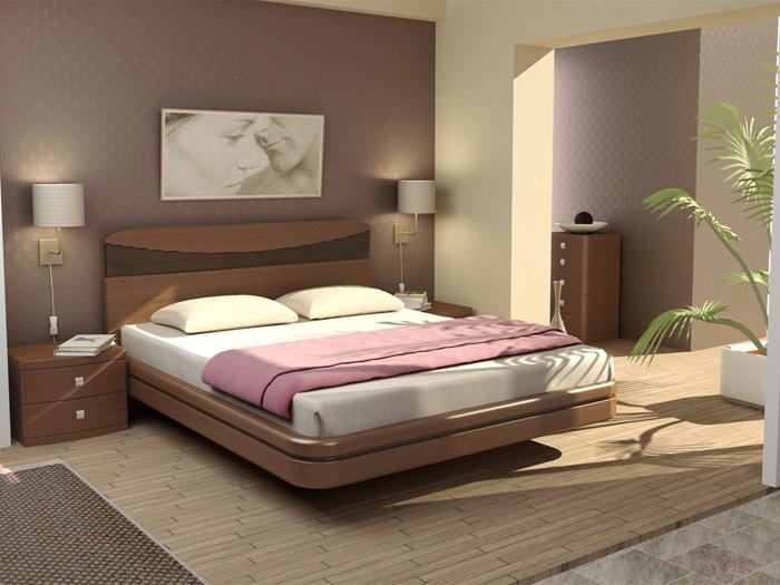 Кровать Торис Ита C7 (Праско)