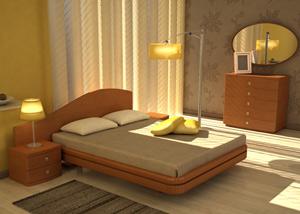 Кровать Торис Ита D4 (Бенар левый)