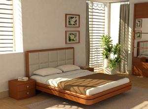 Кровать Торис Ита E2 (Виваре) экокожа