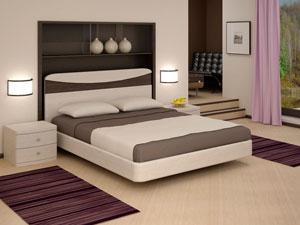 Кровать Торис МАТИ С7 (Праско)
