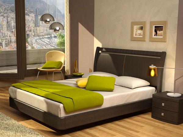 Кровать Торис Мати L11 (Стино) кожа