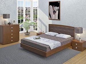 Кровать Торис Мати T31 (Карини)