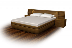 Кровать Торис Тау 1 А1 (Арис)