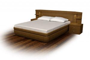 Кровать Торис Тау 1 А2 (Лунд)