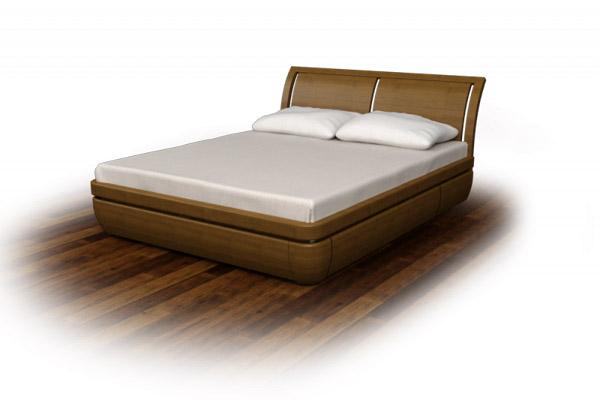 Кровать Торис Тау 1 В4 (Рието)