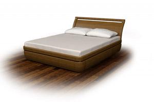 Кровать Торис Тау 2 В5 (Кадео)
