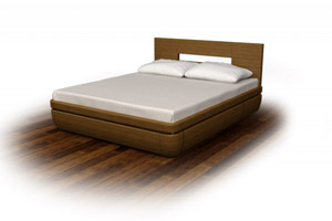 Кровать Торис Тау 1 C2 (Ронвик)