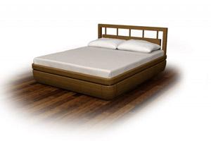 Кровать Торис Тау 2 С3 (Марни)