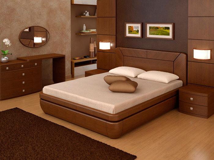 Кровать Торис Тау 1 C9 (Матино)