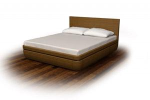 Кровать Торис Тау 1 D1 (Борго)