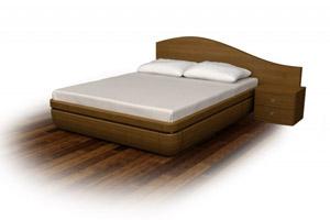 Кровать Торис Тау 1 D4 (Бенар) правый