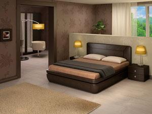 Кровать Торис Тау 2 С9 (Матино)